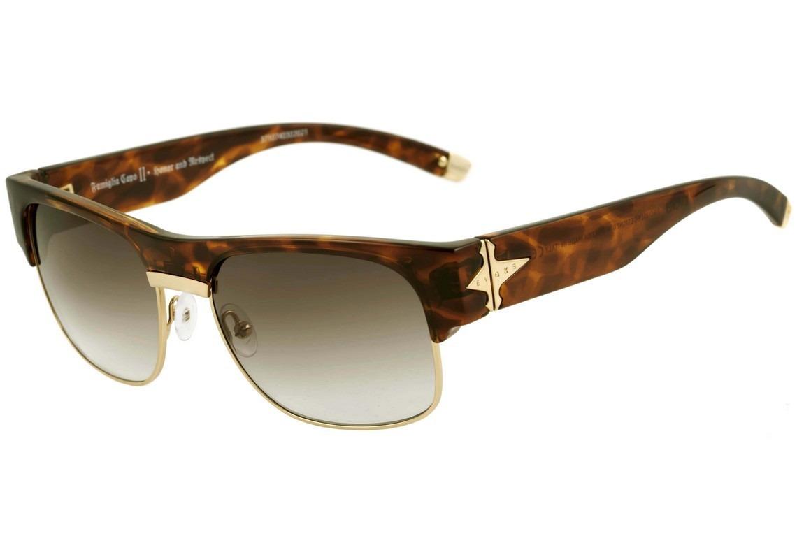 1f74867731b5c Óculos De Sol Evoke Capo Ii Turtle Gold Brown Degradê - R  300,00 em ...