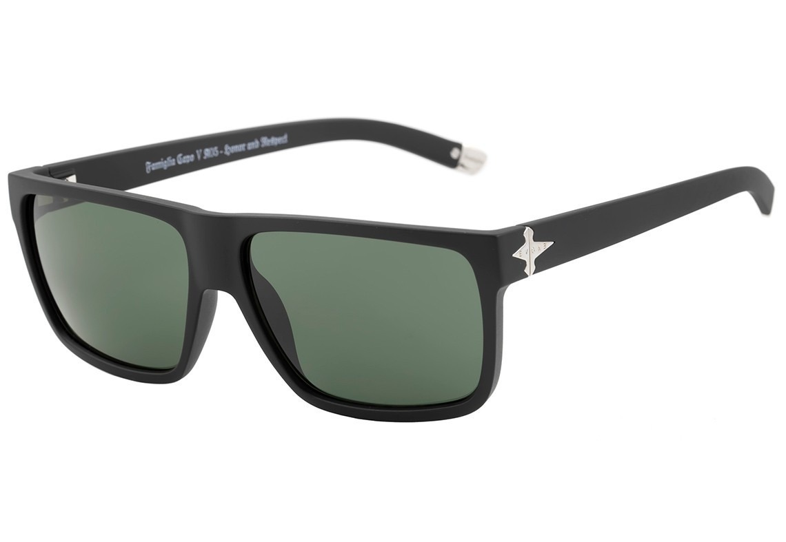 4aed457eabcb5 óculos de sol evoke capo v a05 black matte g15 green. Carregando zoom.