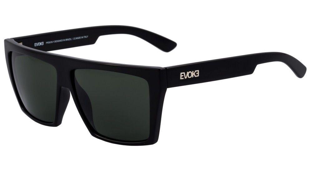 6cde834c1 Óculos De Sol Evoke Evk 15 Black Shine - R$ 527,00 em Mercado Livre