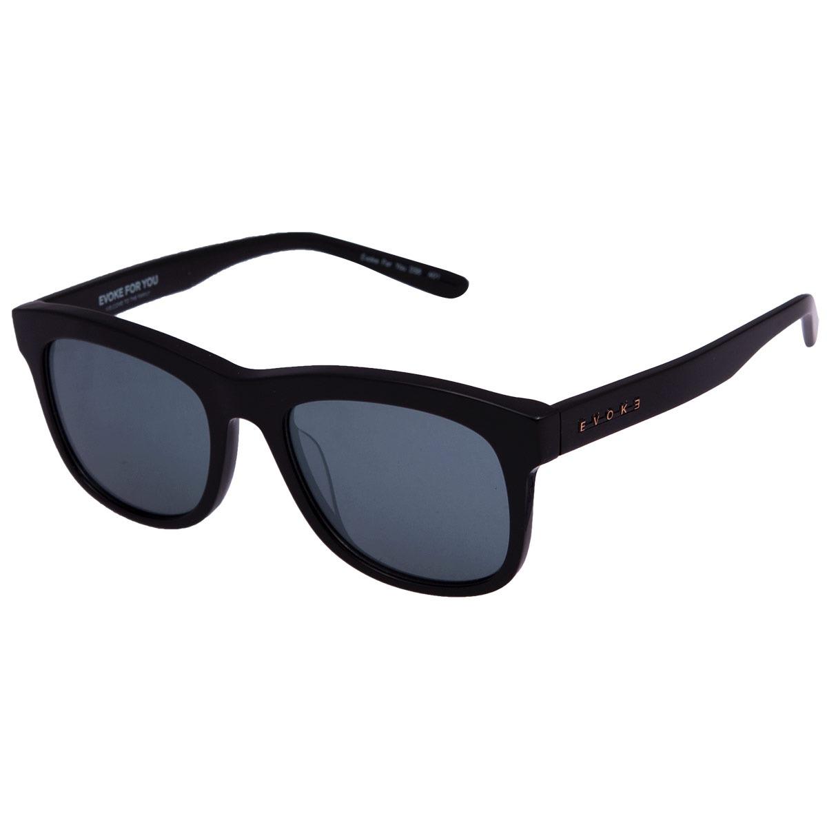 cee1ec41d Óculos De Sol Evoke For You Ds6 A01 - Black/silver - R$ 584,00 em ...