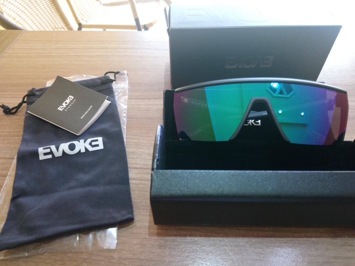 Óculos De Sol Evoke Futurah A11s - R  580,00 em Mercado Livre c8a1ab31a8