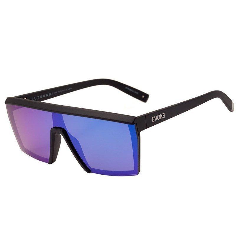 ffab94db94f67 óculos de sol evoke futurah a11s black matte gun. Carregando zoom.