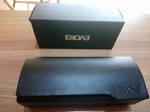 Óculos De Sol Evoke Futurah A11s Black Matte Gun green Flash - R ... 46f31d88e5