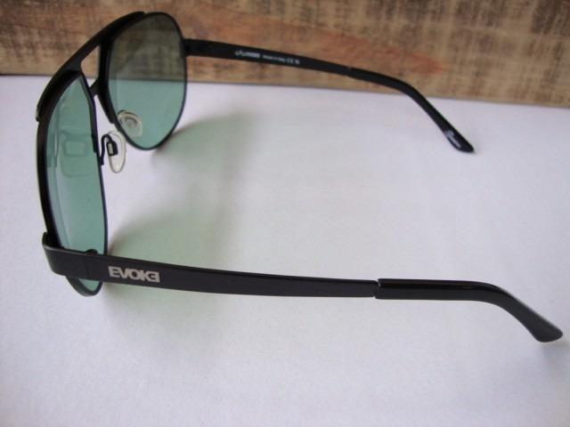 a0b4be5d3 Óculos De Sol Evoke Havana Smoke Monel - R$ 449,00 em Mercado Livre