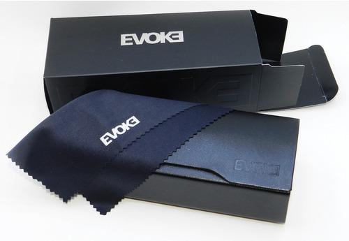 61e567100506d Óculos De Sol Evoke Haze X Denim D01 Original - R  469