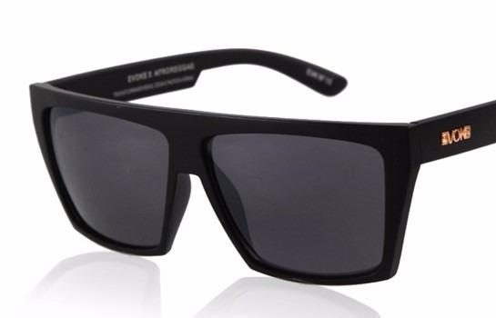 68a0fe3987029 Óculos De Sol Evoke Modelo Afroreggae Quadrado - R  99