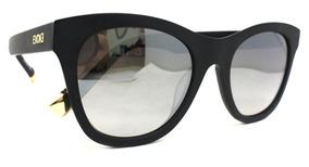 d0356f219 Óculos De Sol Evoke On The Rocks Ix Bl A11s Black Matte Gold