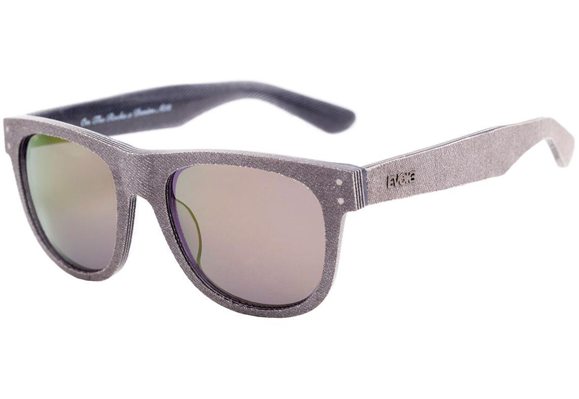 Oculos De Sol Evoke On The Rocks X Denim A02 - R  488,00 em Mercado ... 14888952e9