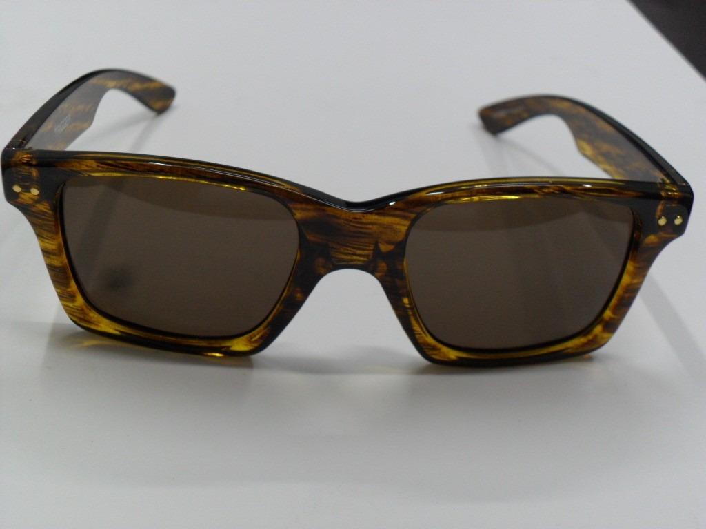 Óculos De Sol Evoke Trigger Turtle Gold Brown - R  299,00 em Mercado ... 3fe9abf668