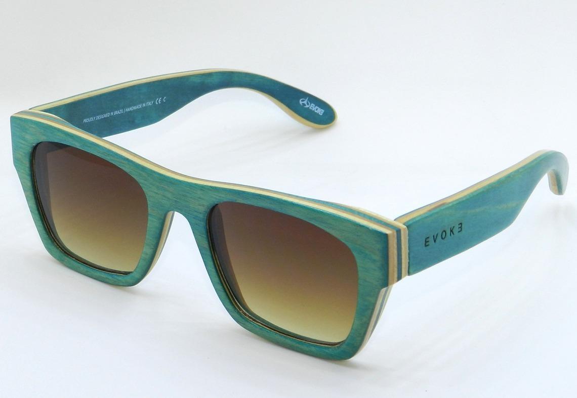 9e536acb76f19 oculos de sol evoke wood series 02 madeira maple collection. Carregando zoom .