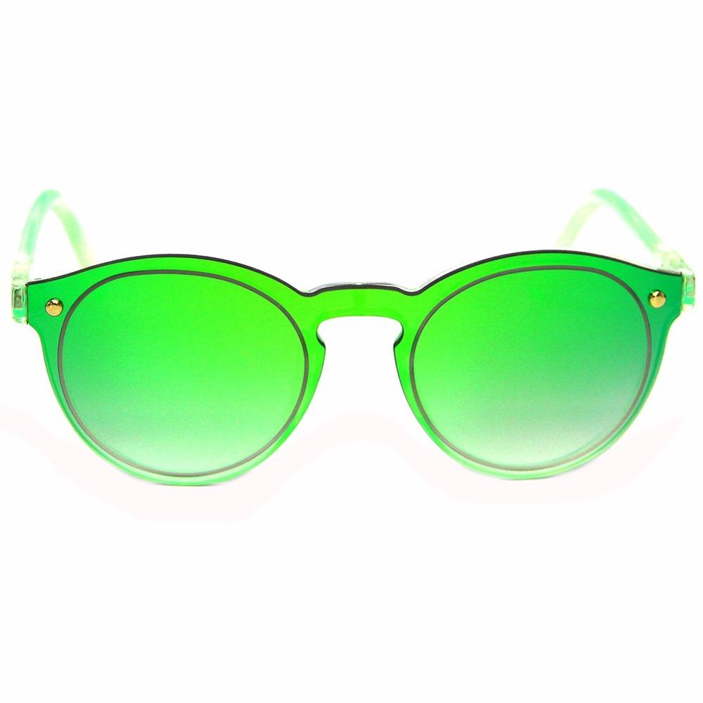 Óculos De Sol Fashion 1881 Feminino Arredondado - R  89,00 em ... fb3d82ba16