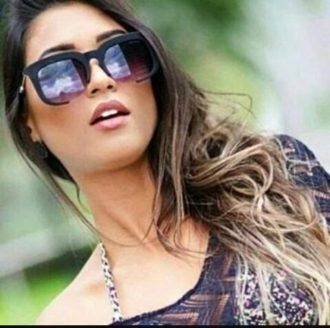Óculos De Sol Femenino Risour Mas Case Personalisado - R  49,00 em ... 44766af6be