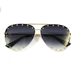 29b80e038 ... Mr Cabana + 2 Rayban. Bahia · Óculos De Sol Femenino Talon Dourado  Aviator Promo