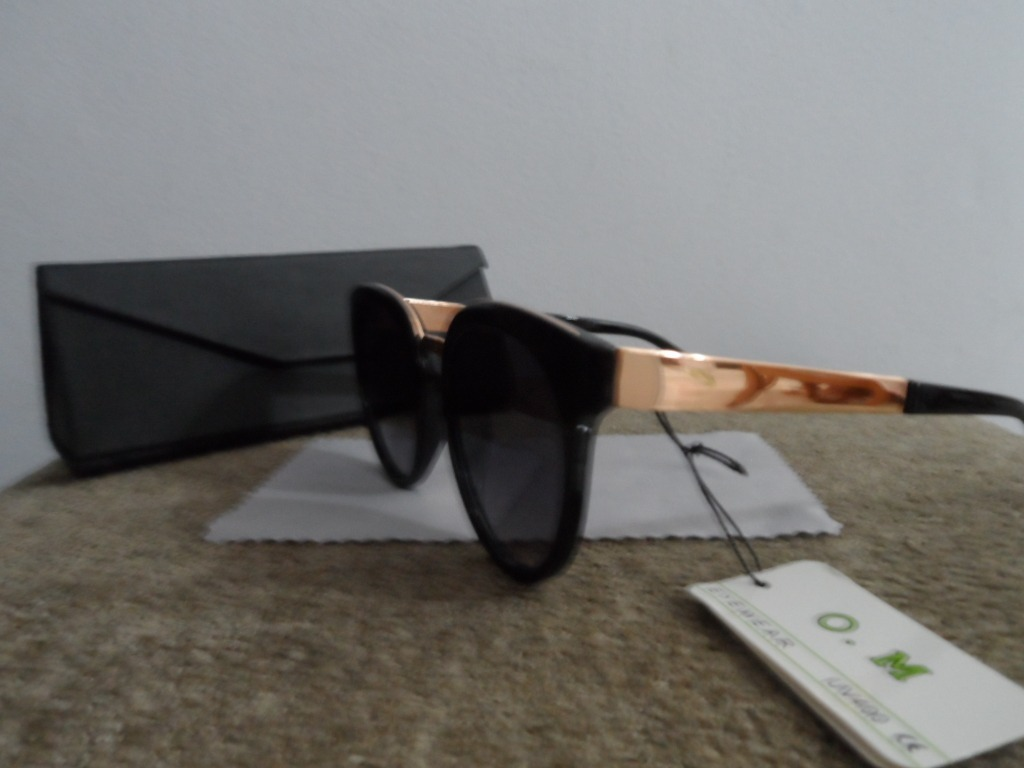 Óculos De Sol Feminino Acetato E Metal Br 070-090 - R  59,90 em ... ca818bf11b