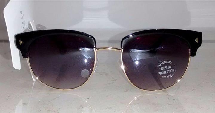 d33b9f6b9d986 Óculos De Sol Feminino Aéropostale Original - R  100,00 em Mercado Livre