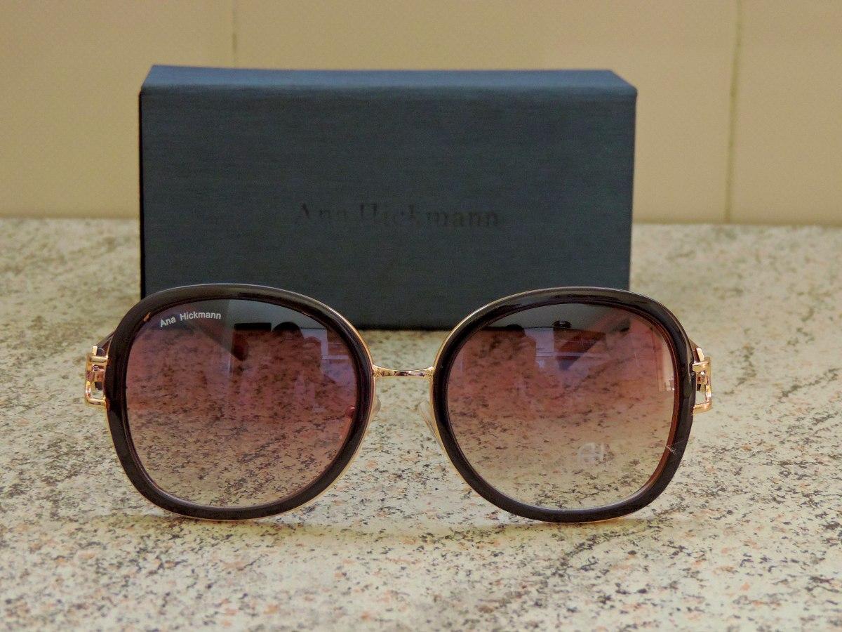 2cfc626b9 Óculos De Sol Feminino Ana Hickmann - R$ 129,90 em Mercado Livre
