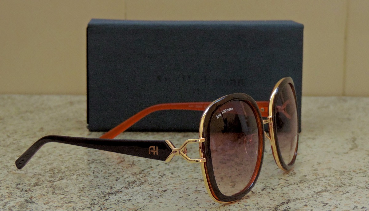 Óculos De Sol Feminino Ana Hickmann - R  79,99 em Mercado Livre 41d8910521
