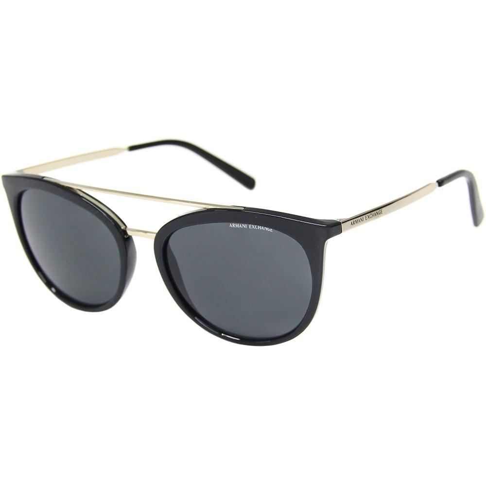 fb78b72c7 óculos de sol feminino armani exchange ax 4068 - promoção. Carregando zoom.