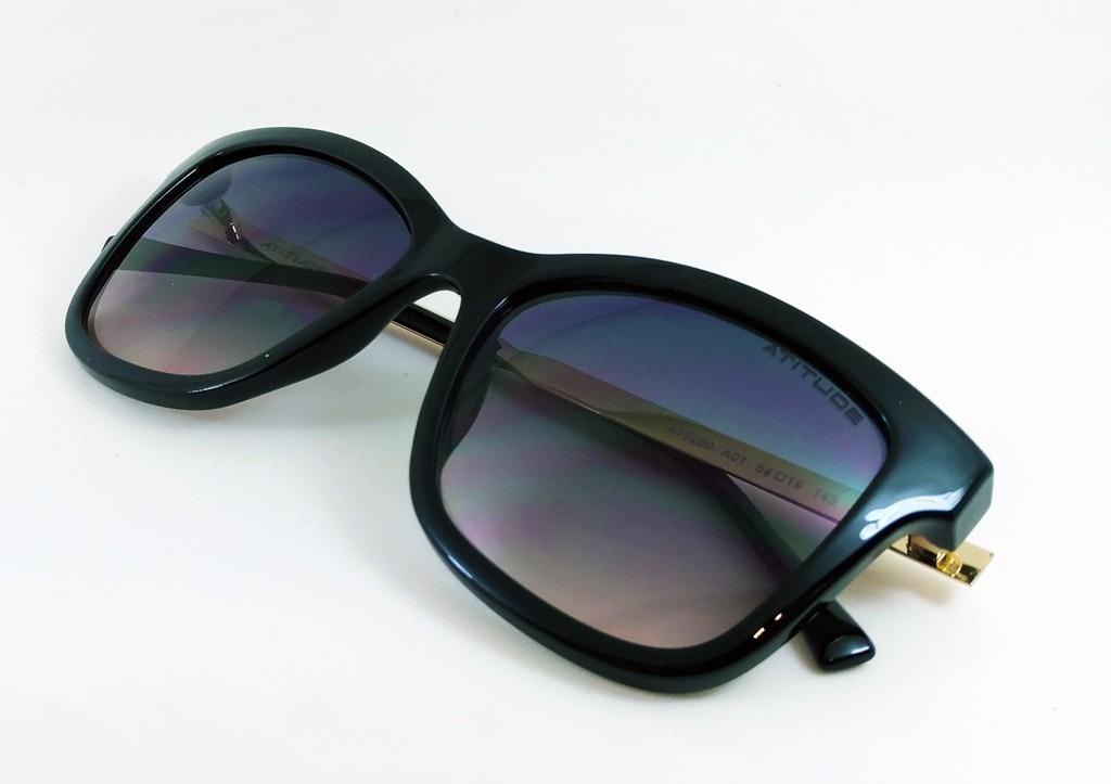 7de8f51cf óculos de sol feminino atitude eyewear at5280 - original. Carregando zoom.