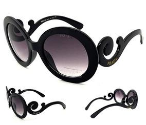 67adb79b5 Oculos Feminino Original Prada Baroque - Óculos De Sol no Mercado ...