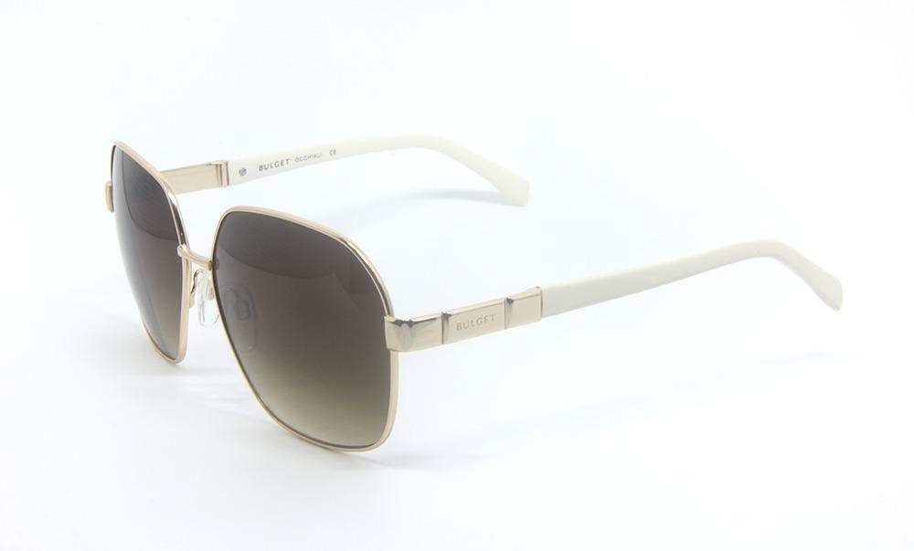 67919f57c Óculos De Sol Feminino Bulget 3140 04a - R$ 99,00 em Mercado Livre