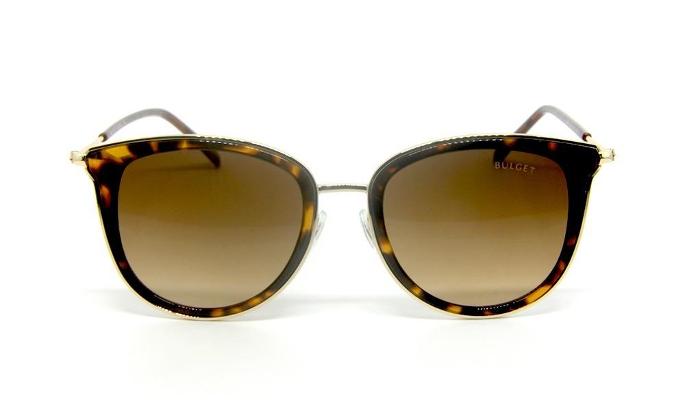 128c669c63bfc óculos de sol feminino bulget 5156 g21. Carregando zoom.