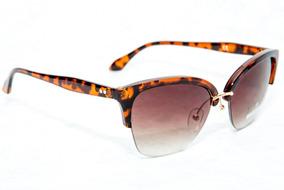 d6566413a Óculos De Sol Feminino Butterfly Uv400 Frete Grátis
