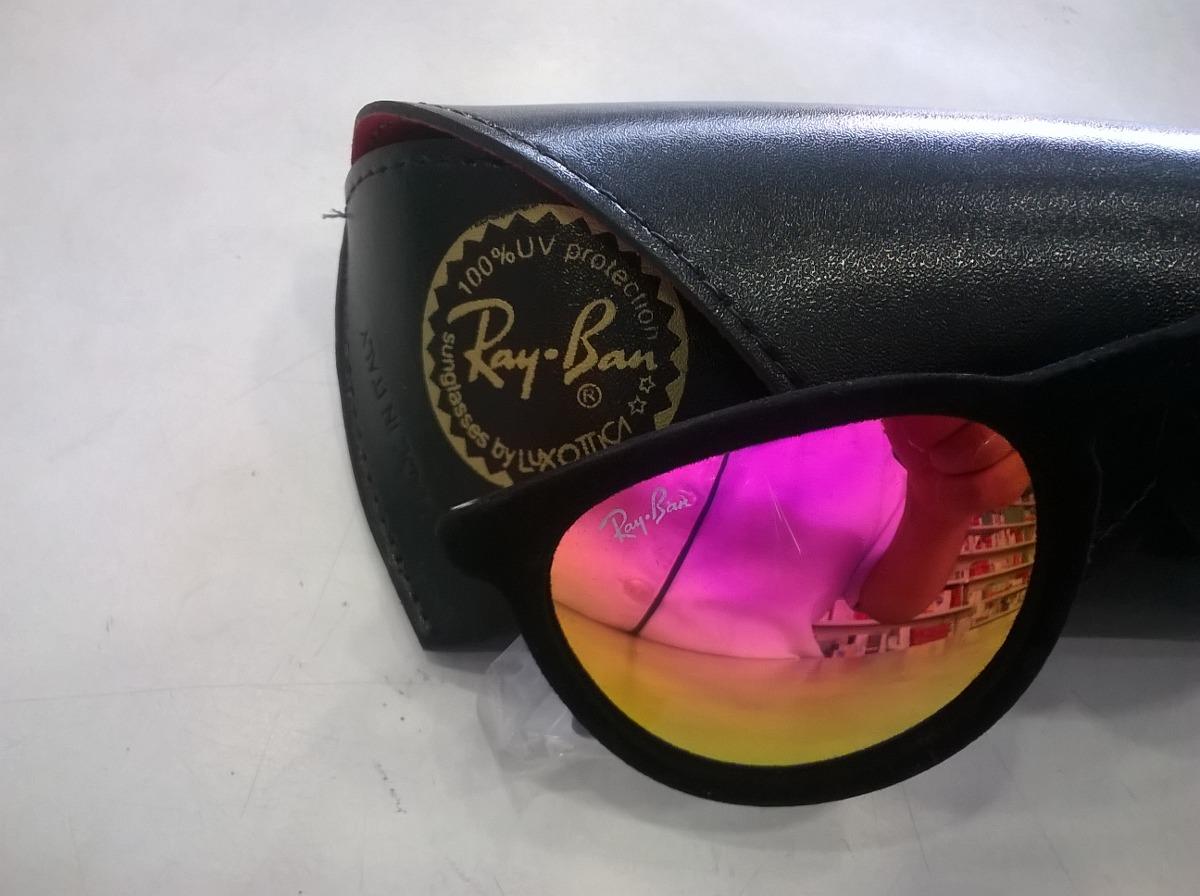 5f2293b61 óculos de sol feminino camurça espelhado rosa+caix+case+flan. Carregando  zoom.
