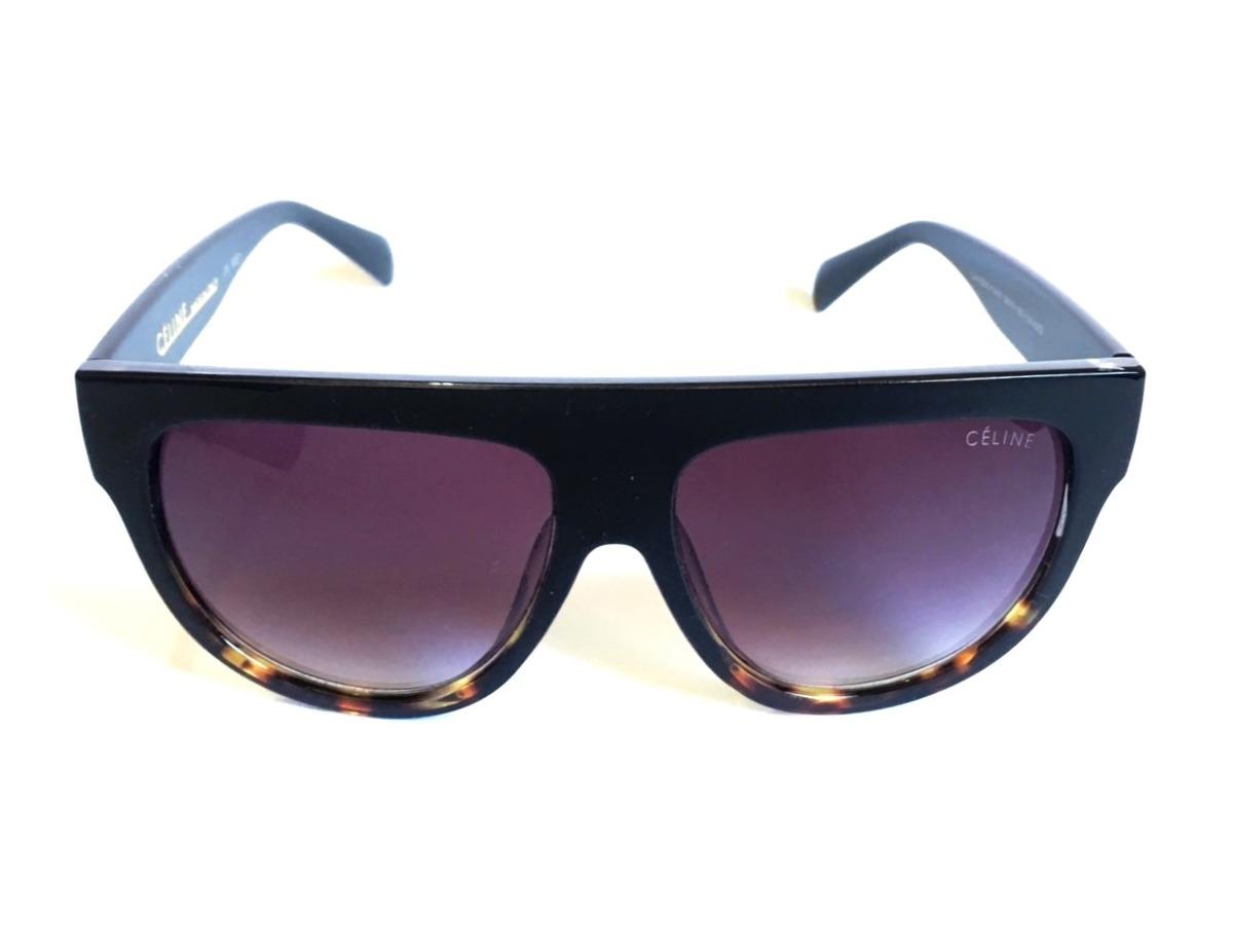 6fe4b13a3d09f oculos de sol feminino céline shadow. Carregando zoom.