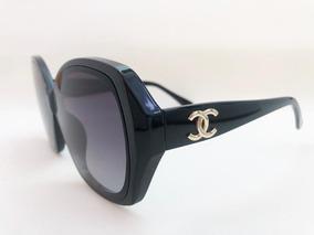 216bbf73f Oculos Chanel Replica - Óculos De Sol no Mercado Livre Brasil