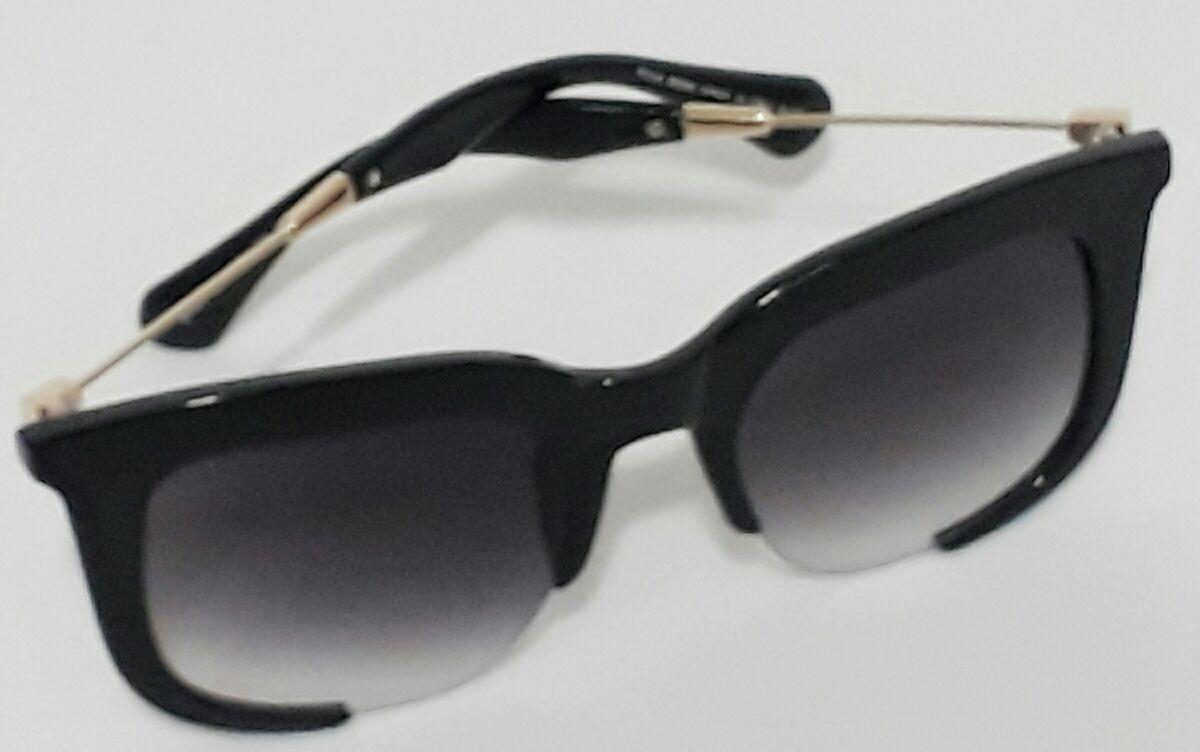d5f4d41a4 óculos de sol feminino clássico rasoir aberto cores grande. Carregando zoom.