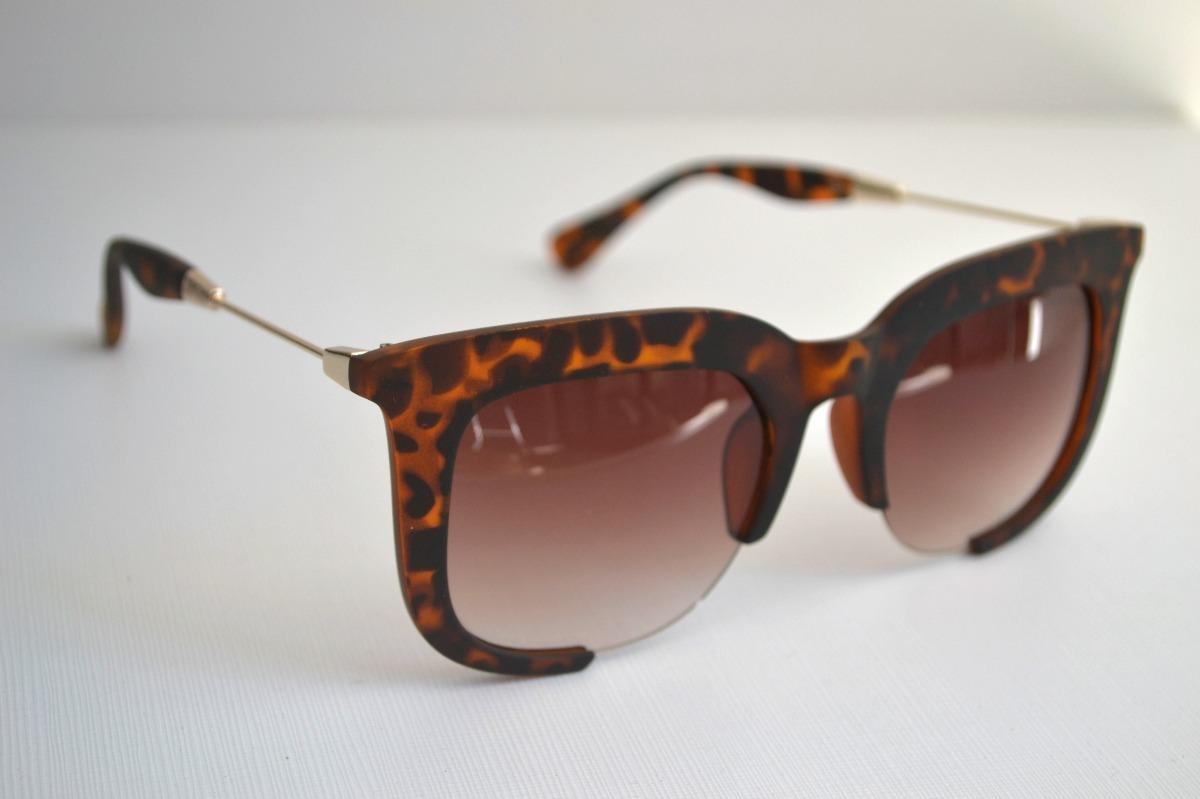 18f2d0eb7 óculos de sol feminino clássico rasoir aberto grande barato. Carregando zoom .