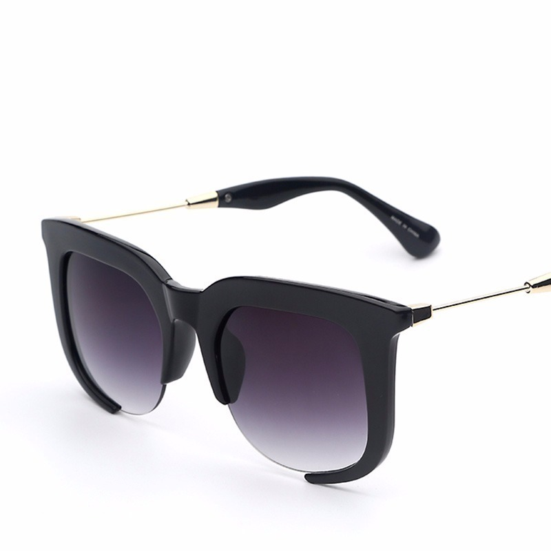 da56fb755 óculos de sol feminino clássico rasoir grande barato uv400. Carregando zoom.