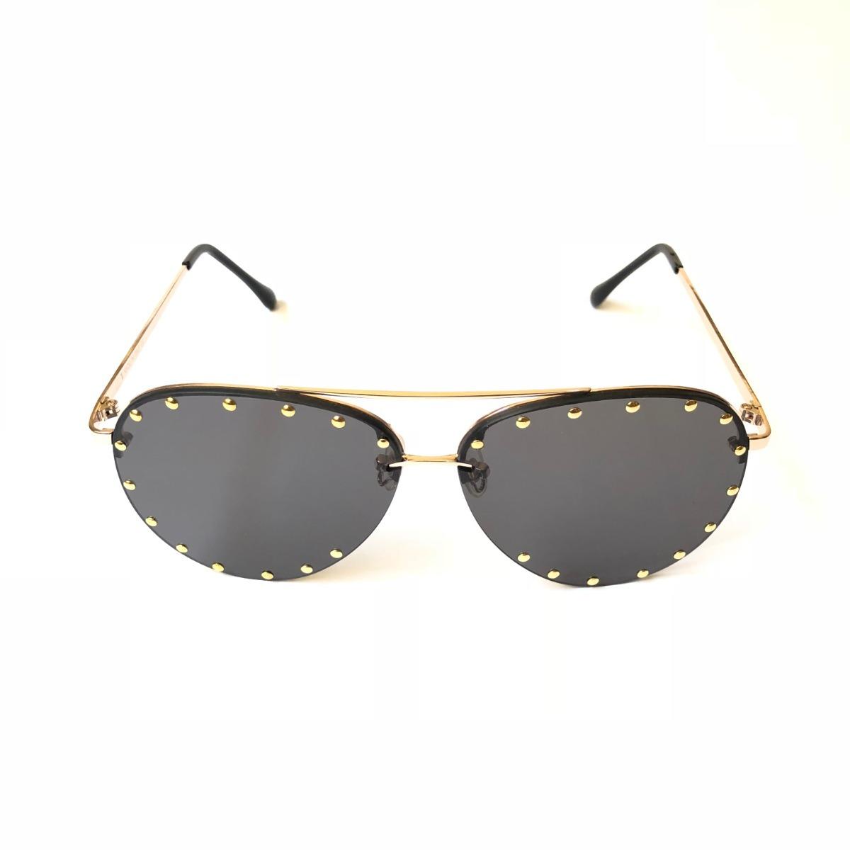 9777c2301f783 óculos de sol feminino detalhes estiloso grande uv400 barato. Carregando  zoom.
