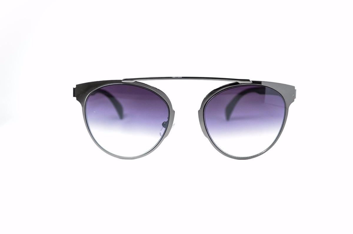 2330039d73e45 Óculos De Sol Feminino Diferente Lente Degrade Redondo - R  79,99 em ...