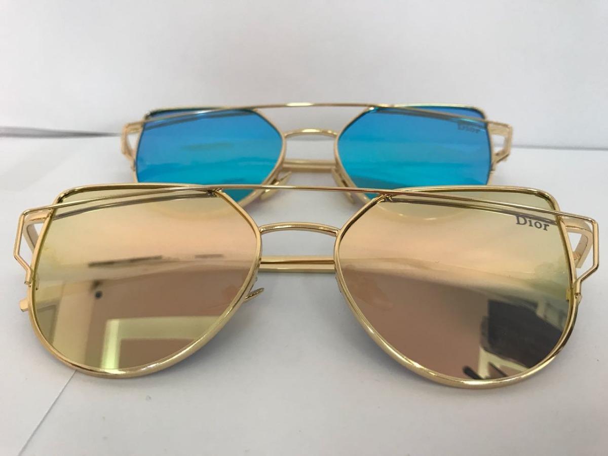 eb5539d8c1476 óculos de sol feminino dior espelhado várias cores. Carregando zoom.