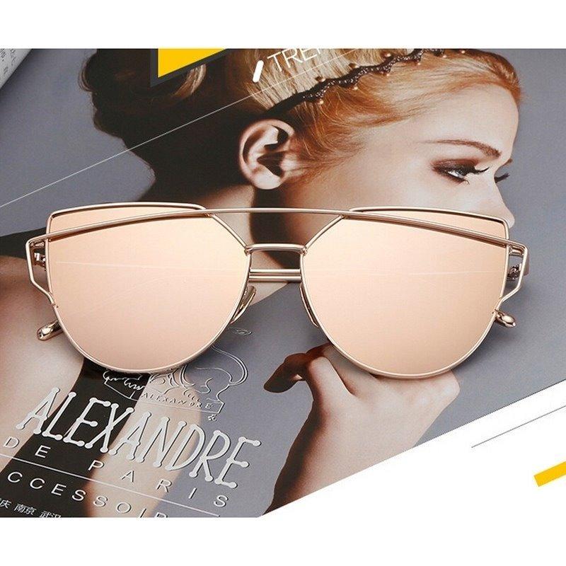 5de28855a94 oculos de sol feminino dior rose espelhado c  proteção uv. Carregando zoom.