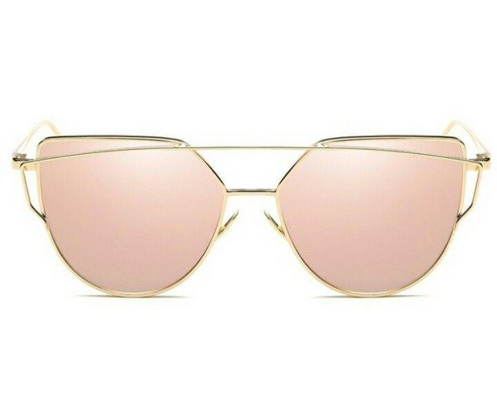 25c2acc158e Oculos De Sol Feminino Dior Rose Espelhado C  Proteção Uv - R  179 ...