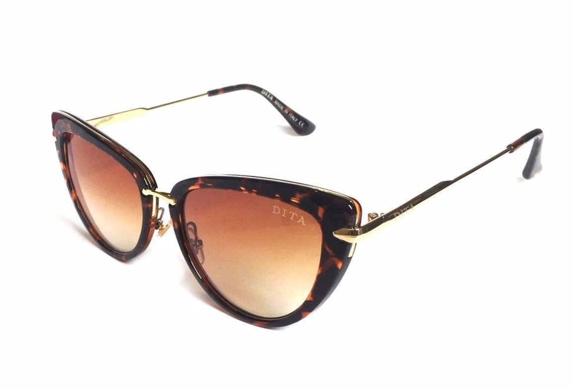 5ecd57047766f oculos de sol feminino dita cat eye gatinho tartaruga. Carregando zoom.