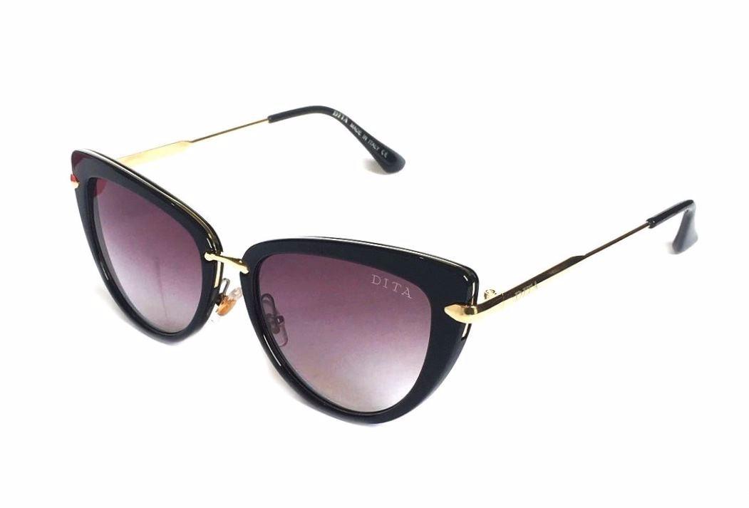 Oculos De Sol Feminino Dita Heartbreaker Gatinho - R  100,00 em ... 2c2de6e6f1