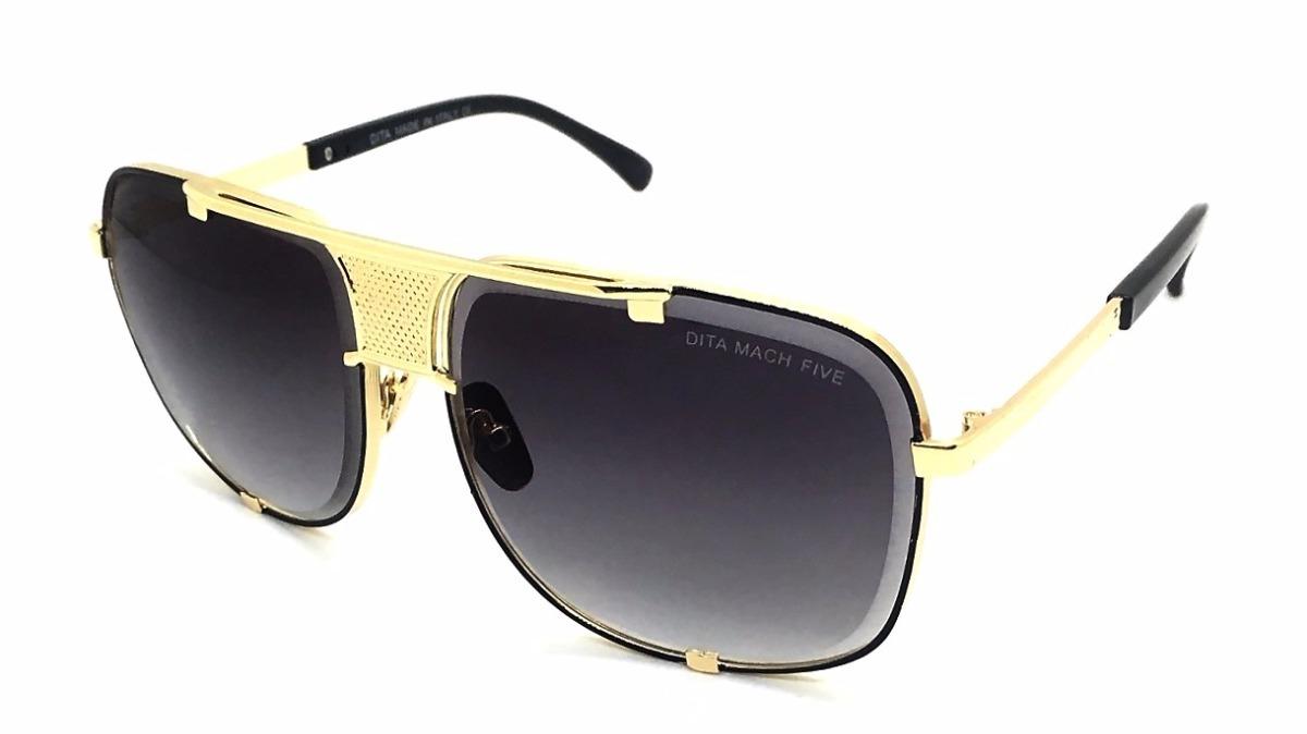 cba37fb10740d oculos de sol feminino dita mach five degradê premium. Carregando zoom.