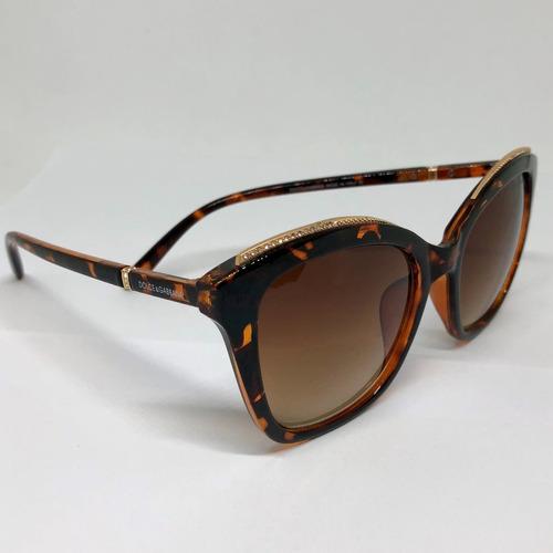 c15051fc6f482 Oculos De Sol Feminino Dolce   Gabbana Lançamento Verão - R  79