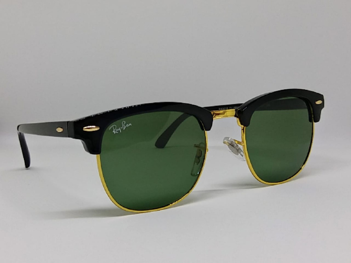 289d36b4dfd7d Oculos De Sol Feminino Espelhado Clubemaster Unissex Verao - R  49 ...