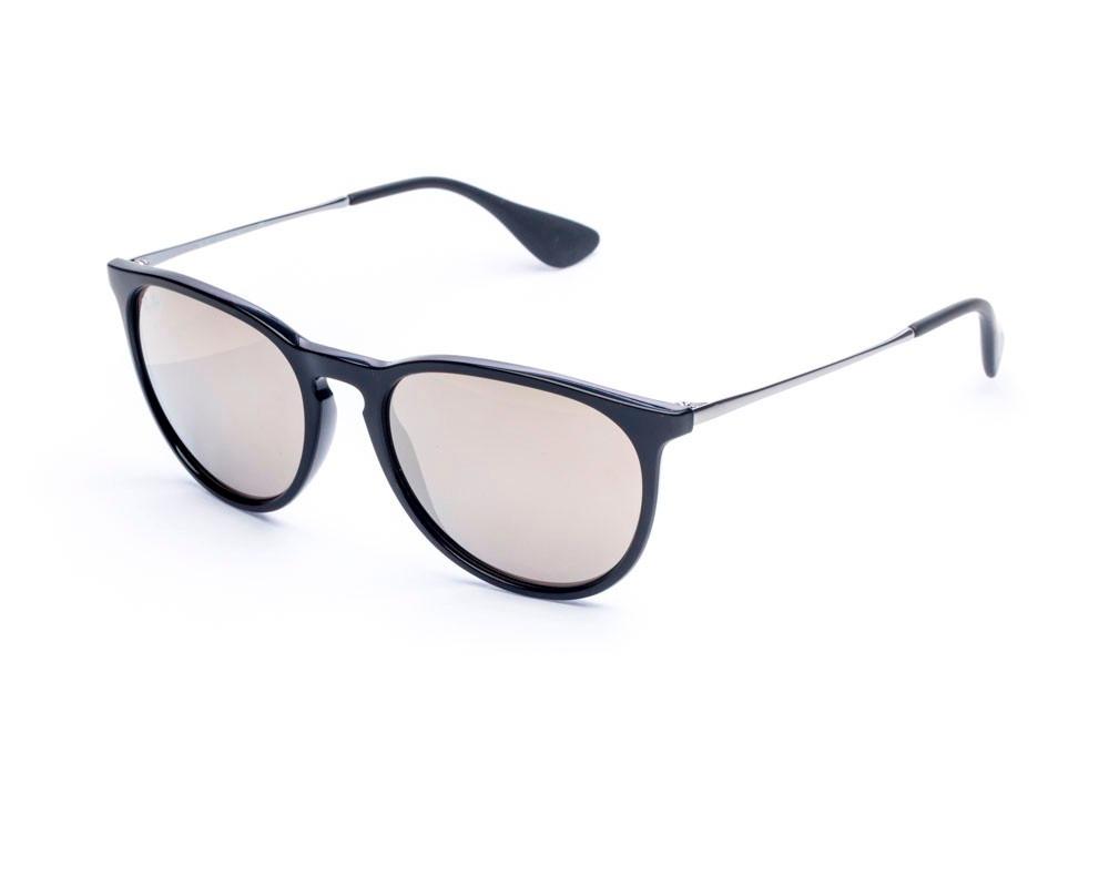 35521e9cd77bc óculos de sol feminino espelhado gatinho proteção uv400+brin. Carregando  zoom.