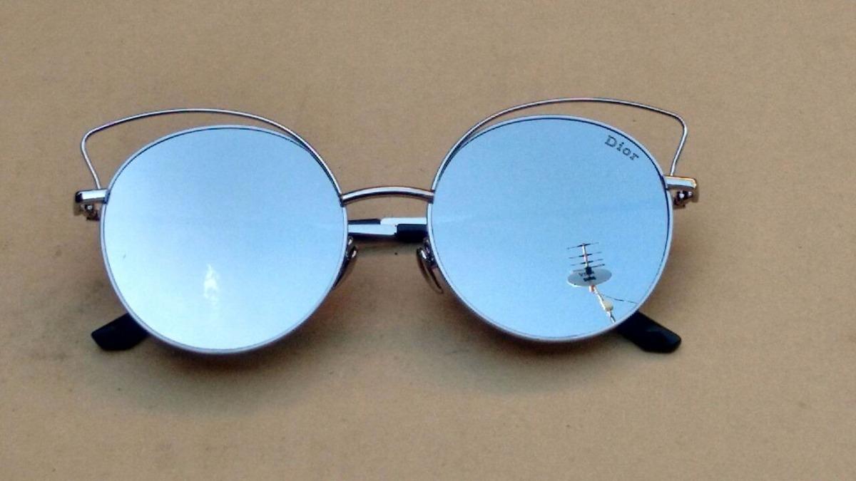 óculos de sol feminino espelhado gato gatinho - promoção. Carregando zoom. 62feb0f60b