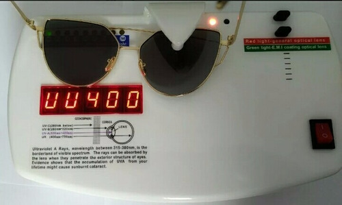 óculos de sol feminino espelhado uv-400 c/ estojo e flanela