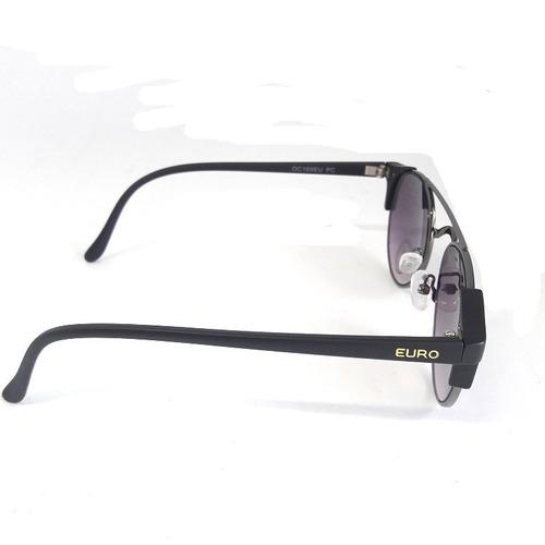 81e7ce95ebdd1 Óculos De Sol Feminino Euro Oc169eu 4p - R  130