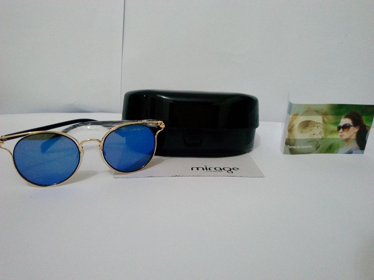 034b6f08e560c óculos de sol feminino gatinha - mirage eyewear original. Carregando zoom.