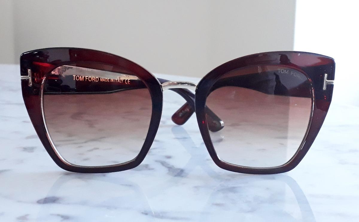 a71c6e44b1850 óculos de sol feminino gatinho máscara grande luxo case. Carregando zoom.