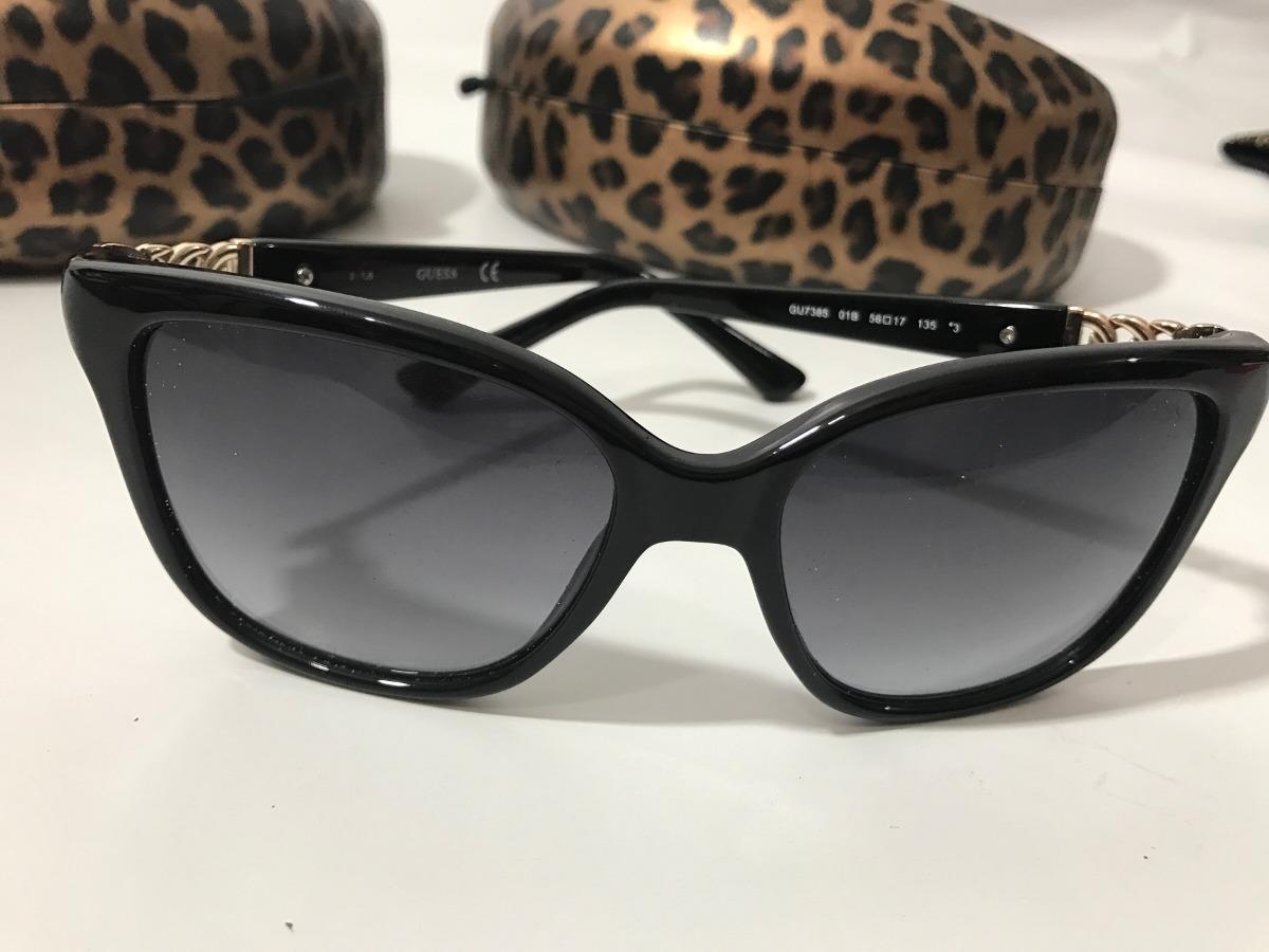 4d4d6cc67 óculos de sol feminino gatinho original guess + frete gratis. Carregando  zoom.